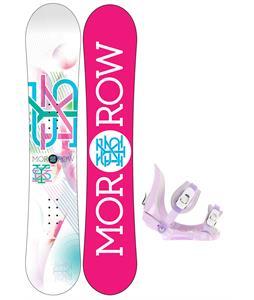 Morrow Sky Snowboard w/ Morrow Slider Bindings