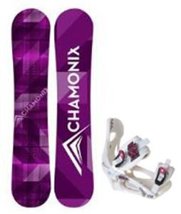 Chamonix Frost Snowboard w/ LTD LT250 Bindings
