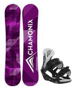 Chamonix Frost Snowboard w/ Chamonix Bellevue Bindings