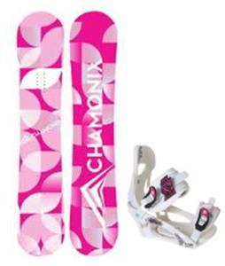 Chamonix Quartz Snowboard w/ LTD LT250 Bindings