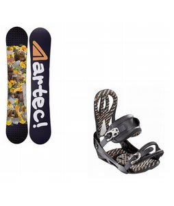 Artec Novus Snowboard w/ Matrix Bindings