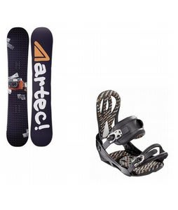 Artec Alt Rocker Snowboard w/ Matrix Bindings