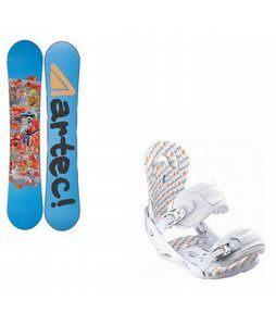 Artec Venus Snowboard w/ Phase Womens Bindings