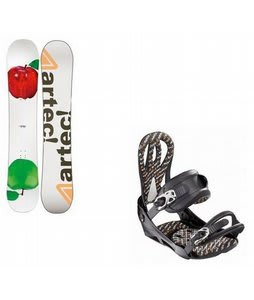 Artec Cipher Snowboard w/ Matrix Bindings