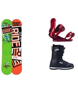 Ride Crush Snowboard w/ Orion Boots & Revolt Bindings
