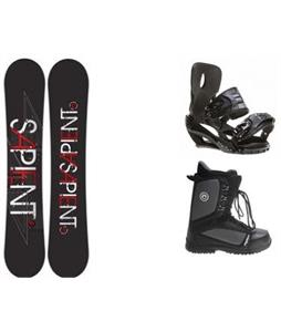 Sapient Proven Wide Snowboard w/ Guide Boots & Guide Bindings