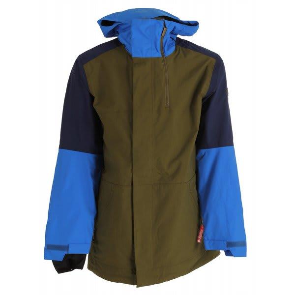 Bonfire Blur Snowboard Jacket