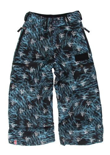 Bonfire All Star Snow Pants Black