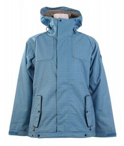 Bonfire Presto Snowboard Jacket Sky