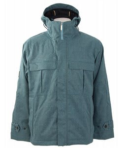 Bonfire Zodiac Snowboard Jacket Sea