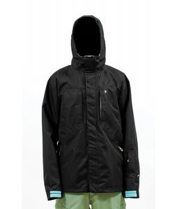 Bond Civil Shell Snowboard Jacket Black