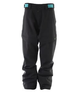 Bond Compound Snowboard Pants Black