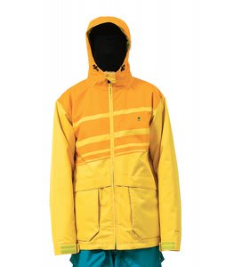 Bond Diego Insulated Snowboard Jacket Banana