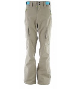Bond Edison Snowboard Pants Khaki