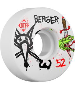 Bones Berger STF Snake Skateboard Wheels