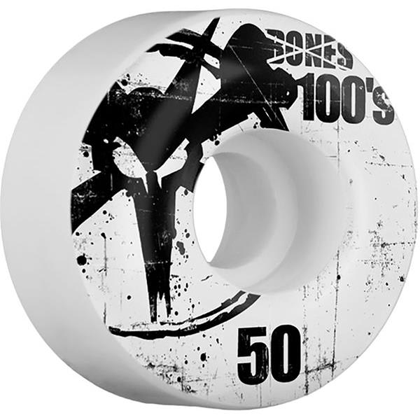 Bones 100s OG Skateboard Wheels