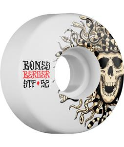 Bones Berger STF Medusa Skateboard Wheels