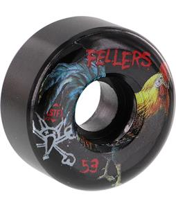 Bones Fellers STF Roost Skateboard Wheels