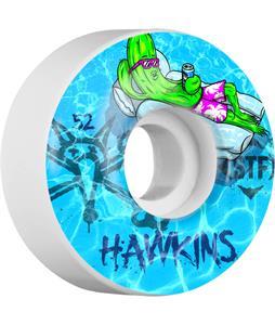 Bones Hawkins STF Water Skateboard Wheels