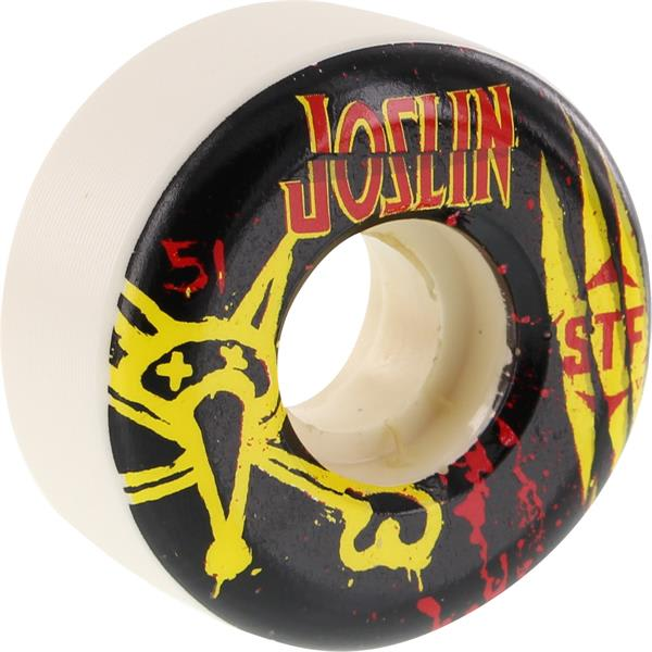 Bones Joslin STF EX Skateboard Wheels