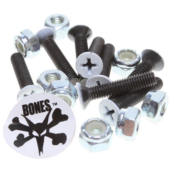 Bones Phillips Skateboard Hardware 1in