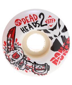 Bones STF Deadheads II Skateboard Wheels