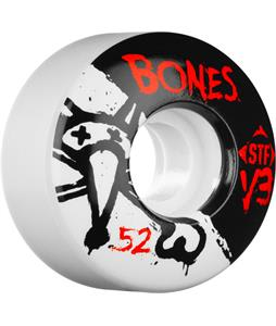 Bones Stf Slim V3 Skateboard Wheels