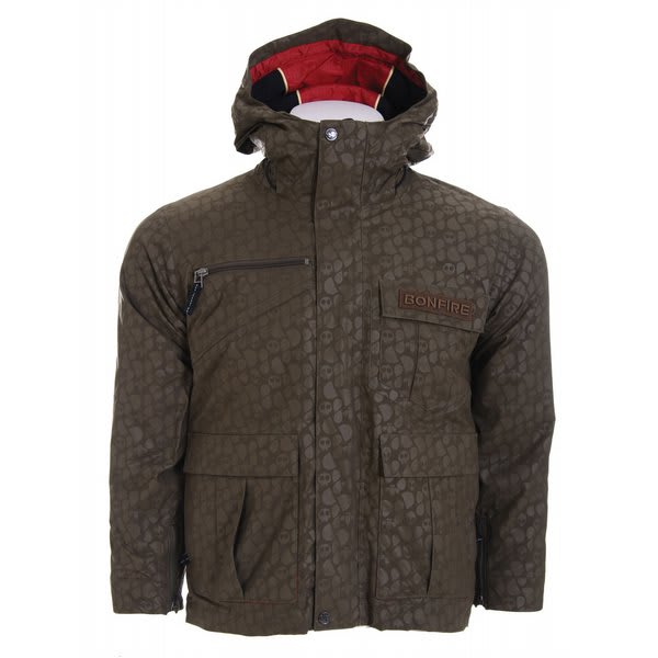 Bonfire Exchange Snowboard Jacket