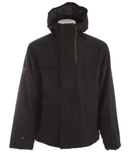 Bonfire Arc Snowboard Jacket Black