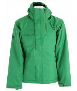 Bonfire Arc Snowboard Jacket Pine