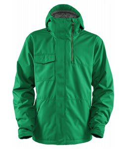 Bonfire Arc Snowboard Jacket Spruce
