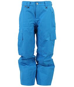 Bonfire Arc Snowboard Pants Blue Streak