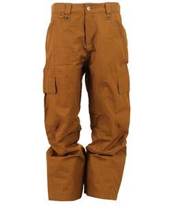 Bonfire Arc Snowboard Pants Driftwood