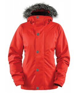 Bonfire Arena Snowboard Jacket Saffron