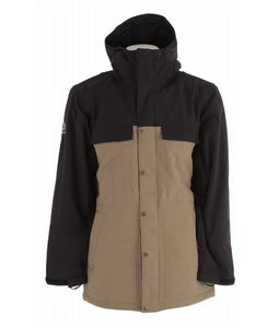 Bonfire Aspect Snowboard Jacket Black/Canvas