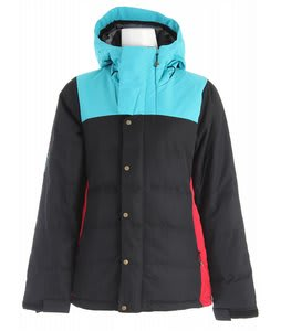 Bonfire Astro Snowboard Jacket Black