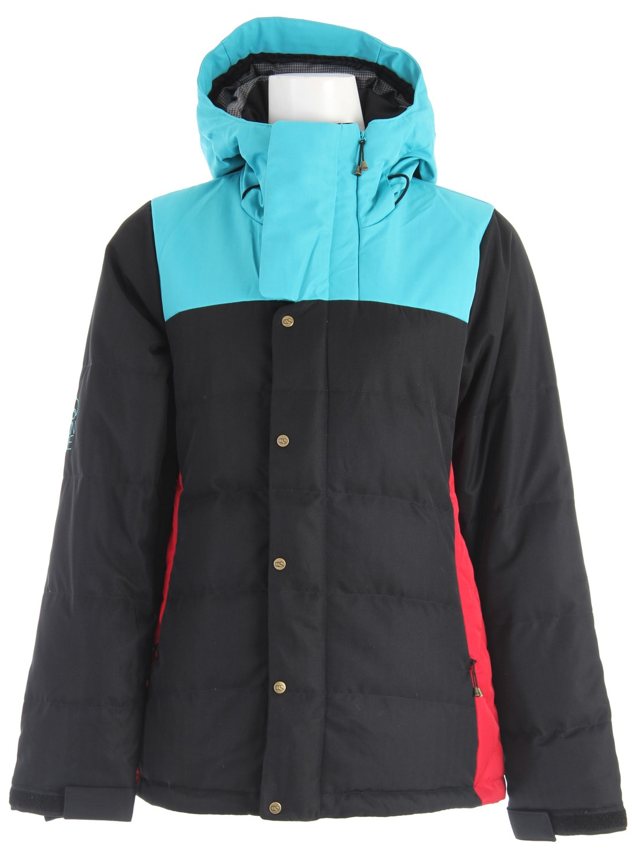 Haglofs Astro Pullover - Fleece, Zip Neck (For Women) in Aero Blue