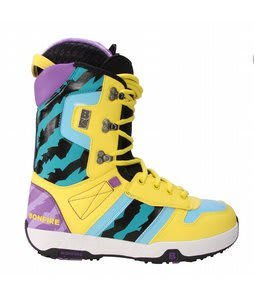 Bonfire Bolt Snowboard Boots Black/Yellow