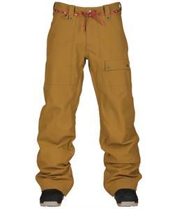 Bonfire Brigade Snowboard Pants Driftwood