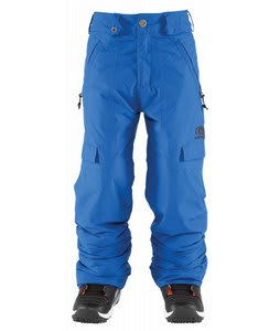 Bonfire Burly Snowboard Pants True Blue
