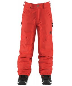 Bonfire Cargo Snowboard Pants Burnt