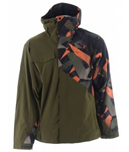 Bonfire Chroma Snowboard Jacket Herbe/Herbe