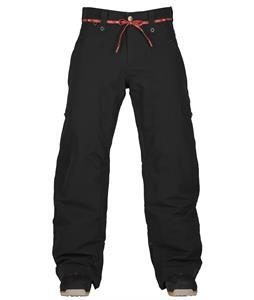 Bonfire Davis Insulated Snowboard Pants Black