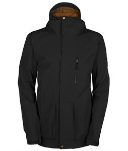 Bonfire Davis Snowboard Jacket Black