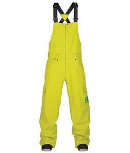 Bonfire Davis Overall Snowboard Pants Hazard