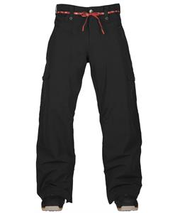 Bonfire Davis Snowboard Pants Black