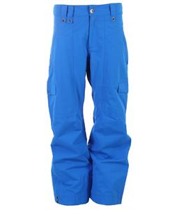 Bonfire Davis Snowboard Pants Cobalt