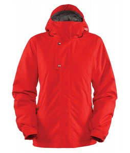 Bonfire Echo Snowboard Jacket Saffron