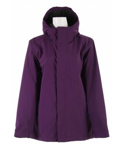 Bonfire Echo Snowboard Jacket Garnet