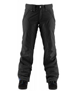 Bonfire Echo Snowboard Pants Black